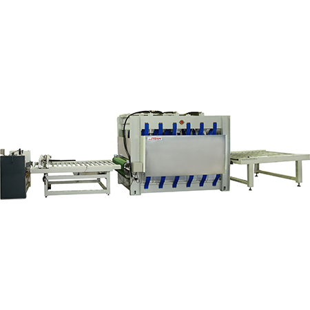 High Frequency Press - Sand wich Glued 1